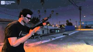 My Gun Go Off 50 Cent - Gta 5