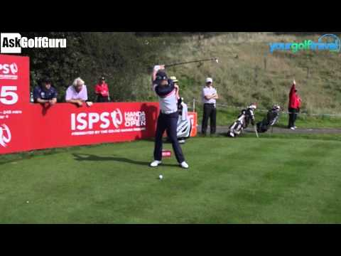 Jamie Donaldson Ryder Cup Winning Swing