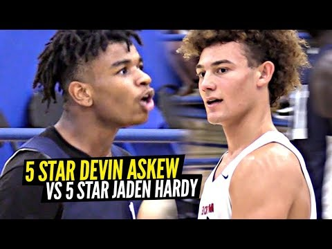 Mater Dei SHOCKED By 5 Star Jaden Hardy!!! 36 POINTS IN CRAZY 1 POINT GAME!