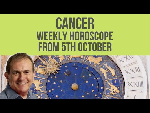 Weekly Horoscopes from 5th October 2020