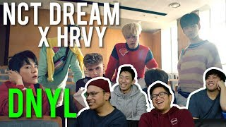 NCT DREAM x HRVY -
