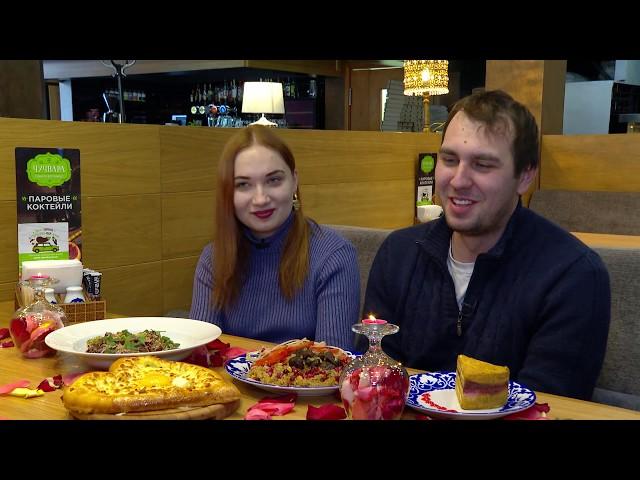5 свиданий. Пара Олега и Наталья Варакиных