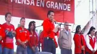 preview picture of video 'cierre de campaña del PRI en Nextlalpan (2)'