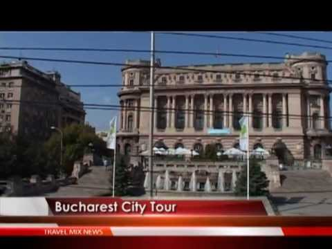 Bucharest City Tour – VIDEO