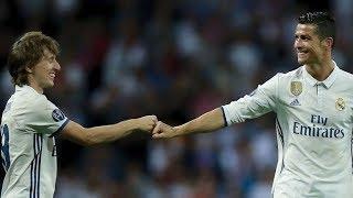 Luka Modric The Perfect Midfielder | Passes, Crosses |