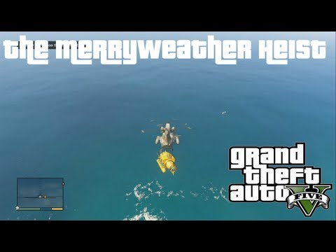 choosing the best approach the merryweather heist gta v guide xbox 360 ps3 pc. Black Bedroom Furniture Sets. Home Design Ideas
