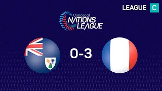 Nations League: Turks and Caïcos - Guadeloupe (0-3)
