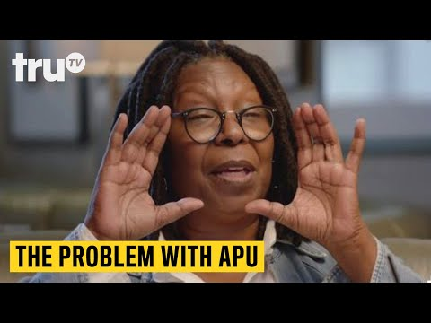 The Problem with Apu - Whoopi Goldberg on Minstrelsy and Her Collection of