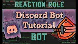 reaction role bot - मुफ्त ऑनलाइन वीडियो
