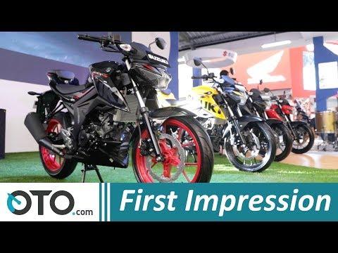 Suzuki GSX S150 Keyles | First Impression | Kunci Canggih | PRJ 2018 | OTO.com