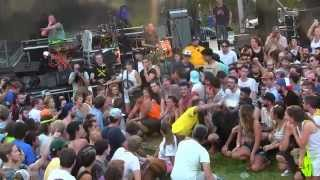 "DAN DEACON (featuring THE JOEL HERRINGS): ""When I Was Done Dying"", Live @ Future Islands 1000"
