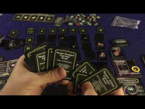 Bower's Game Corner: Bureaunauts Review
