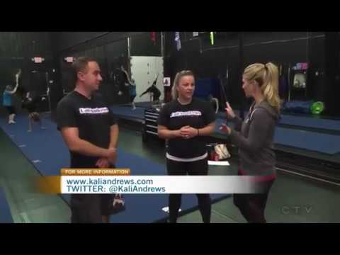 Interview with Directors Kali and Lyndon on CTV Morning Live