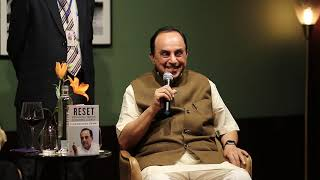 Dr. Subramanian Swamy on the current state of Indian economy, CAA, constitution and much more