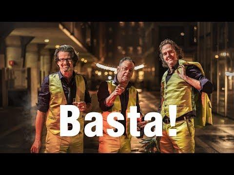 Cabarettrio Enge Buren brengt afscheidsvoorstelling 'Basta' in De Meerpaal