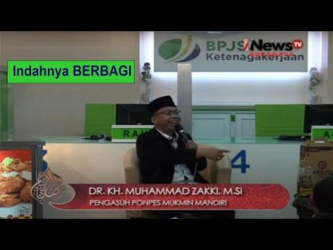 Ceramah Lucu Terbaru KH Muhammad Zakki