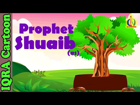 Prophet Stories For Kids | Shuaib (AS) | Islamic Cartoon | Quran Stories Islamic Children Kids Video