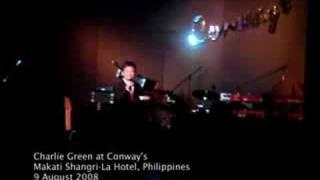 Charlie Green - Smile (Live in Manila)