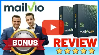 Mailvio 25k Review - Don't Start Without Our CUSTOM BONUSES