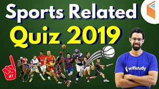 Sports Related Quiz 2019 | For All Competitive Exams by Bhunesh Sir