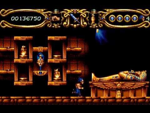 Amiga Longplay Myth - History In The Making