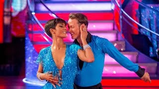 Frankie Bridge & Kevin Clifton Cha Cha to 'Call Me Maybe' - Strictly Come Dancing: 2014 - BBC One