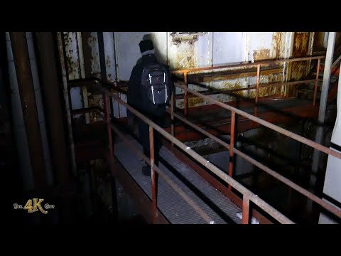 Urbex: Exploration of a decommissioned incinerator in Montreal