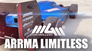 """Arrma Limitless - """"RTR"""" Edition 