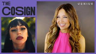 Thalia Reacts To New Latin Hits (Nicki Nicole, Selena Gomez, Jhay Cortez) | The Cosign