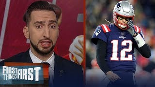 Patriots offense is in real trouble after performance in loss vs Chiefs | NFL | FIRST THINGS FIRST