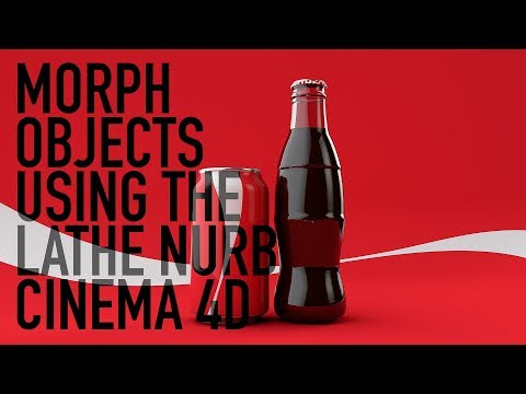 MORPH BETWEEN OBJECTS CINEMA 4D TUTORIAL