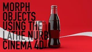 MORPH BETWEEN OBJECTS CINEMA 4D TUTORIAL