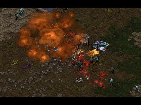 herO (Z) v thewind (T) on Fighting Spirit - StarCraft - Brood War REMASTERED