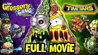 The Grossery Gang: Time Wars | FULL MOVIE (OFFICIAL) | Videos For Kids