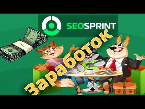 Проверенный заработок в интернете сеоспринт