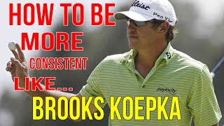 Brooks Koepka Swing Analysis- 2 moves to a more consistent golf swing