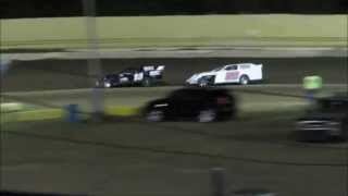 Creek County Speedway Modified Main 8/23/14