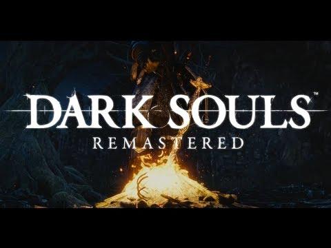 Dark Souls: Remastered Announcement Trailer