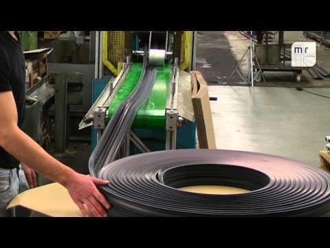 M+R Profiles production of rubber profiles