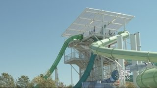 Boy Survives Fall From Giant Slide At Dublin Water Park