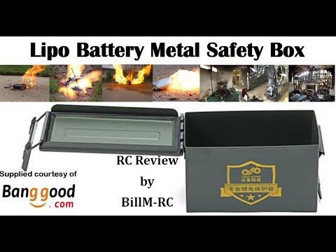 DUPU Lipo Battery box review