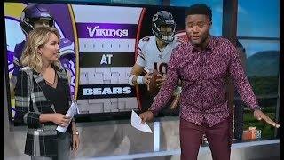 Vikings v Bears: Will Vikings run game have success vs Bears?