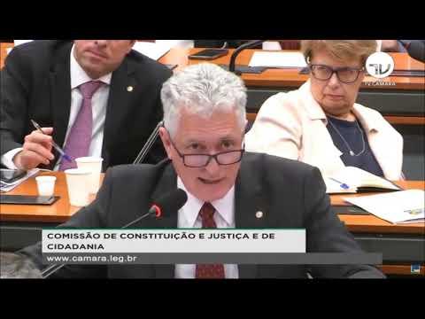Na frente de Moro, deputado lava a alma dos brasileiros e pede CPI