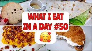 WHAT I EAT IN A DAY #50 | VEGAN DAY