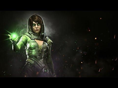 Trailer pour Enchantress de Injustice 2