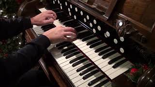2018 Christmas Collection - The Great God of Heaven/A Virgin Unspotted - Dominion Reed Organ