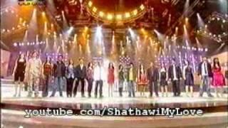 Shatha Hassoun prime 1 شذى حسون والطلاب في اغنية مسيناكم