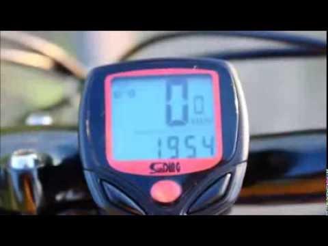 Video Speedometer Digital Sepeda - Toko Unik Star