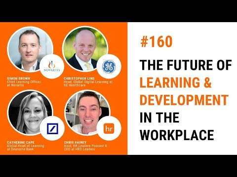 The Future of Learning & Development in the Workplace - YouTube