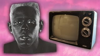 EARFQUAKE But Its Played On A 1978 RCA Black And White TV